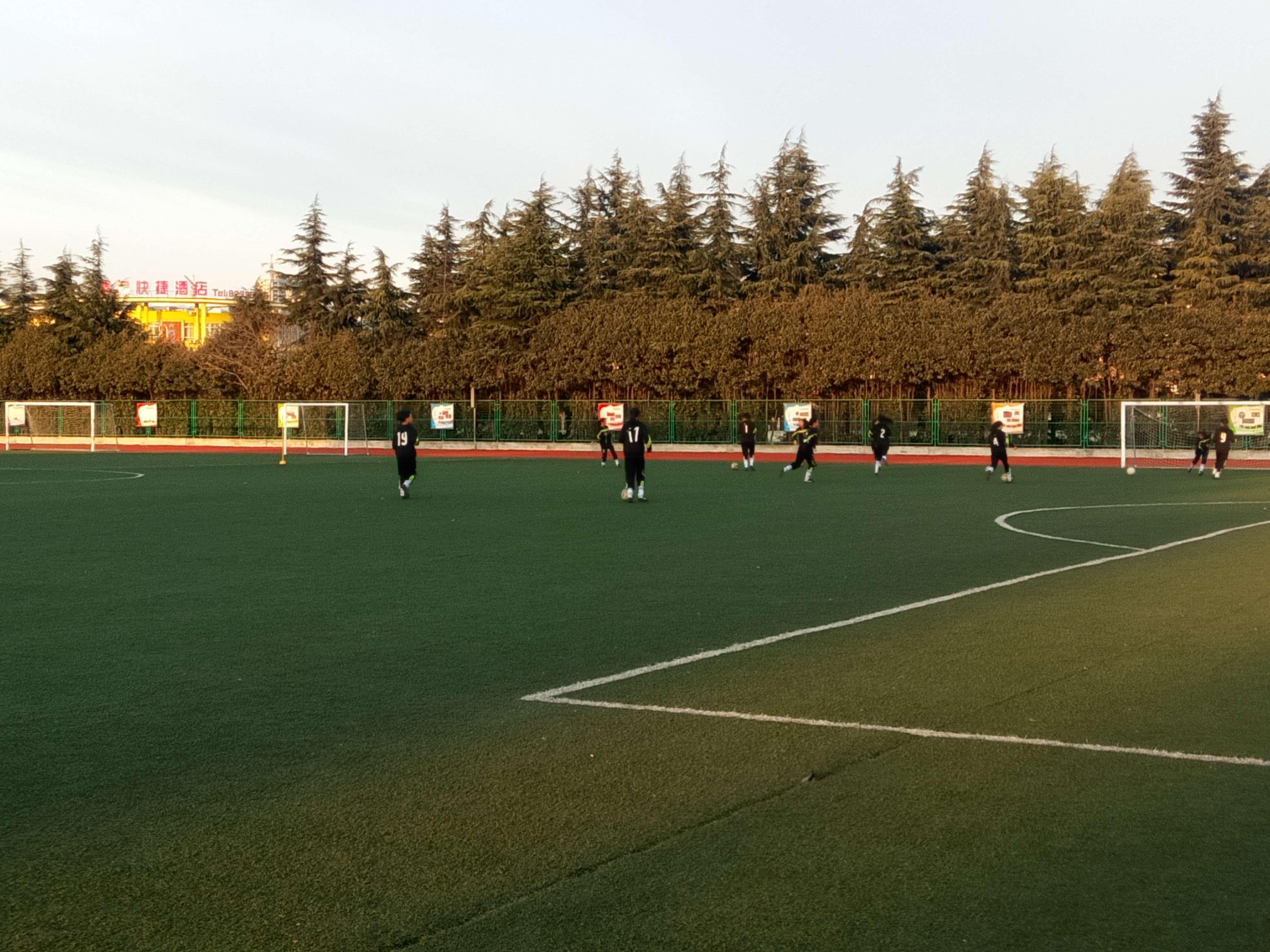 泰州市体育学校足球队